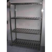 Quality Durable Stainless Steel Display Racks for Supermarket / store / bakery for sale