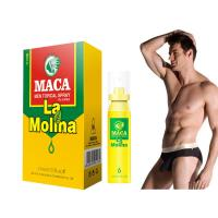 Quality La Molina Maca men topical spray 15ml made of pure natural herbs for sale