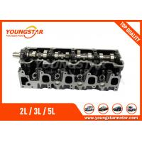 Quality Complete Cylinder Head For TOYOTA  Hilux  Dyna Hiace 3L 2.8L 11101-54131 909053 for sale