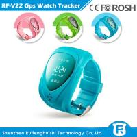 Quality 2015 new waterproof gps watch tracker small kids gps tracker with sos emergency call for sale