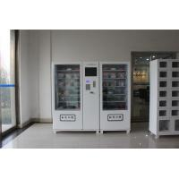 China Outdoor Automatic Modularized Refrigerated Vending Machine Kiosk on sale