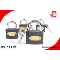 Buy Small Safety Iron Padlock Iron With Steel Shackle Use for Boxes, Door or at wholesale prices