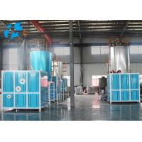 Quality Practical Plastic Resin Dryers , 100 Kw Desiccant Dryer For Plastic Resin for sale