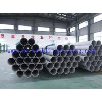 China ASTM Thin Wall Stainless Steel Tubing , 10 - 1219 mm Outer Dia Duplex SS Pipe on sale
