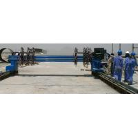 Plasma Metal Cutting Machine , Industrial Cnc Pipe Cutting Machine