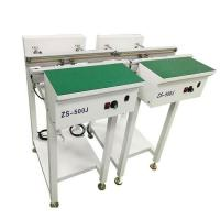 Quality CE Certificated PCB Conveyor 1.4M Double Track Transmission Machine New Condition for sale