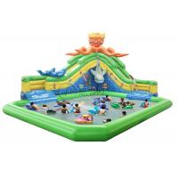 China Inflatable Swimming Slide giant inflatable water slide for adult on sale