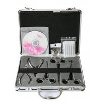 China Silver Body Piercing Equipment Kit With Aluminium Perforation Suitcase on sale