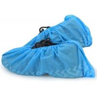 Quality Non Irritating Disposable Shoe Covers , PP Non Woven Disposable Shoe Protectors for sale