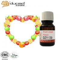 Quality Concentrate Eliquid Fruit Loops Food Flavourings And Essences Long Shelf Life for sale
