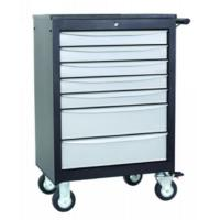 Quality Convenient 27 inch 7 Drawer Stainless Steel Tool Chest Roller Cabinet (THD-270071T) for sale