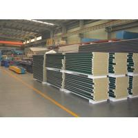 Quality Thickness widely choice fireproof insulation board easy connecting for panel for sale