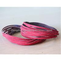 Quality 20*520mm, P60 Ceramic, Zirconia & Silicon Carbide Abrasive Sanding Belts for sale