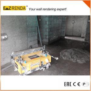 China Automatic Plastering Sprayer Mortar Rendering Machine Brick Manufacturing Machine on sale