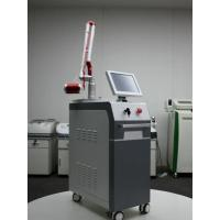 Quality Q-switched nd yag laser tattoo removal and skin rejuvenation machine with 1000W input power for sale