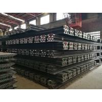 Quality Industrial Standard Light Steel Rail Q235/BG11246-2012 Grade OEM Accepted for sale