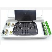 Buy Durable 8 Port FTTH Fiber Optic Distribution Box Indoor Outdoor SC / LC at wholesale prices