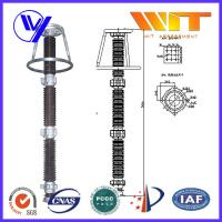 Quality 444KV Extra High Voltage Substation Lightning Arrester with ISO9001 Certified for sale