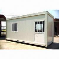 Quality Colored Steel Container House for Family Use for sale