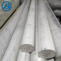 Quality AZ91 AZ31B Extruded Magnesium Alloy Rod For 3C Products / Steel  Metal Bar for sale