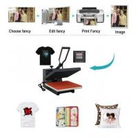 Quality TRANSFER 38x38 Sublimation t-shirt Heat Press Transfer Printing Machine Product Description Model	38*38CM	40*60CM for sale