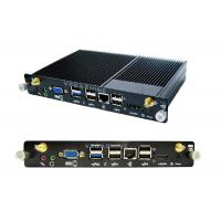 China Quad core J1900 OPS Mini computer For Windows 7 / 8.1 / Linux And Android on sale
