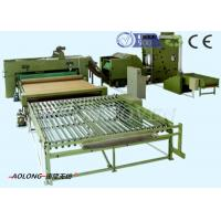 Buy cheap 2800mm-6800mm Customized Cross Lapper Machine For Pillow Waddings from wholesalers