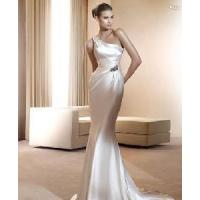 China One Shoulder Wedding Gowns on sale
