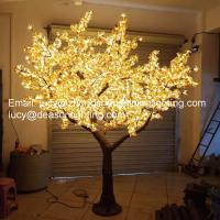 Quality Led maple tree light outdoor lighted maple tree for sale