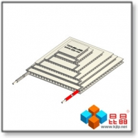 Quality TEC6-606 Series (Cold 20x20mm + Hot 62x62mm) Peltier Chip/Peltier Module/Thermoelectric Chip/TEC/Cooler for sale