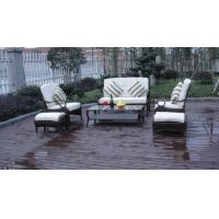 Quality 6pcs patio rattan furniture for sale