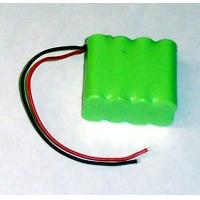 China Battery Pack, Nimh Battery Pack (AA, 9.6v 1500mah) on sale