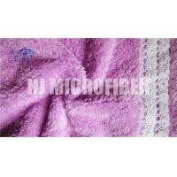 China Coral Fleece Microfiber Cleaning Towels , Customized Microfiber Polishing Cloth for sale