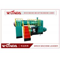 Quality Vacuum Extruder Clay Bricks Making Machine Fully Automatic16000-22000 Pcs/ Hour for sale