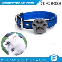 Quality waterproof IP66 mini pet cow gps tracker with dog collar gps tracking device for sale