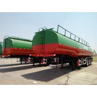 Buy Round oval CIMC40 feet tank container iso tank container trailer at wholesale prices
