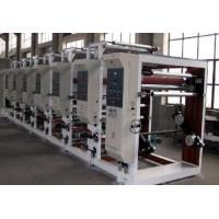 China High Speed Flexographic Printing Machine 4 Colors For Non Woven Fabrics on sale