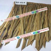 AT-017 Tropical Real Palm Leaf Thatched Roofing Cover for roofs / gazebos/ tiki hut/ tiki bra/ umbrella