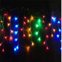 Quality RGB led icicle lights for sale