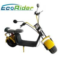 1500w Electric Citycoco Lithium Battery Electric Scooter Vin