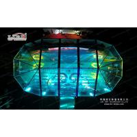 Buy cheap Transparent Outdoor Mixed Sun Shade Wedding Ceremony Tents for Luxurious Wedding Events from wholesalers