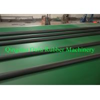 Quality Rubber foam tube extrusion line rubber equipment with formula for sale