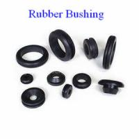 Quality Waterproof Nitrile Rubber Waterproof Bushing Customized Size ISO9001 W270 for sale