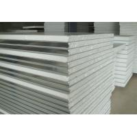 Quality EPS Prefabricated steel structure sandwich roofing and wall panles for sale