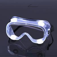 Quality Tightly Fitting Fogless Safety Goggles , Medical Eye Goggles Against Chemical Fluid Explosions for sale