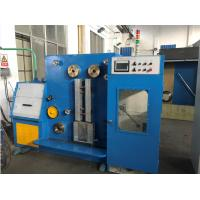 Buy cheap 15KW Yaskawa Inverter Fine Wire Drawing And Annealing Machine For Single Bare from wholesalers