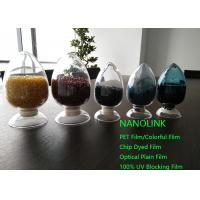 Quality Nano Silver Antibacterial Masterbatch , Injection Plastic PET PP Masterbatch for sale