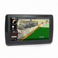 Quality 3.5/4.3/5.0/7.0-inch GPS Car Navigation System with FM and AVIN Functions for sale