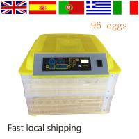 Buy cheap Special price incubator brand incubators CE approved HT-96 from Wholesalers