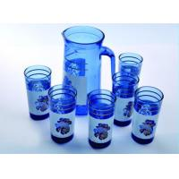 Quality 7PC 1.25L Customed Drinking Glasses Sets For Home Use DWDS02 for sale
